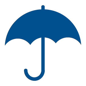 umbrella-blue