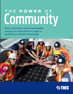 The Power of Community, new report shows the economic impact of community-owned renewables