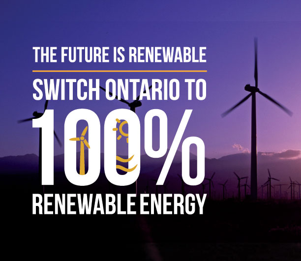 Your opportunity to shape Ontario's energy future!